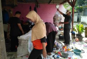 Sampah Tangsel 880 Ton Setiap Hari