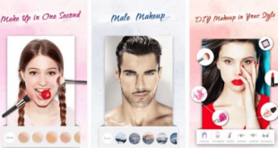 Aplikasi You Makeup Android dan iOS