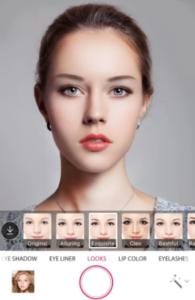 Aplikasi YouCam Makeup (Android dan iOS)