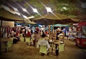 Bazar Ramadhan di Bintaro