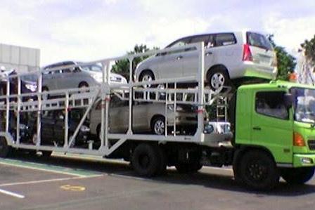 Jasa Pengiriman Mobil di Tangerang Selatan