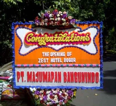 Bunga Papan Ucapan Selamat Di Tangerang Selatan