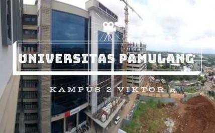 Pembangunan Universitas Pamulang Di Victor Membuat Ekonomi Setempat Meningkat