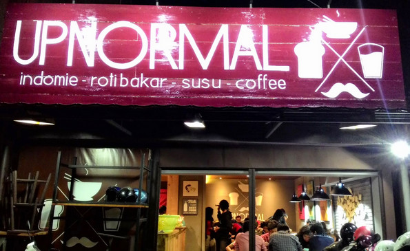 Warung Up Normal Buka Di Pamulang Tangsel