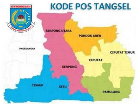 Kode Pos Tangerang Selatan Pondok Aren