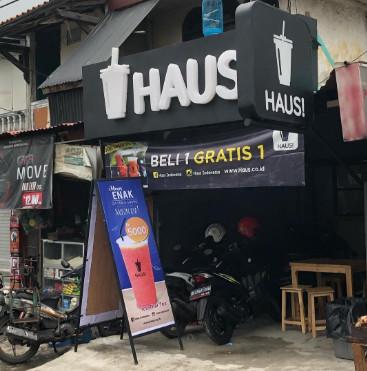 Minuman Haus Di Pamulang